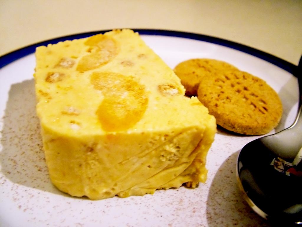 Apricot Semifreddo Recipes — Dishmaps