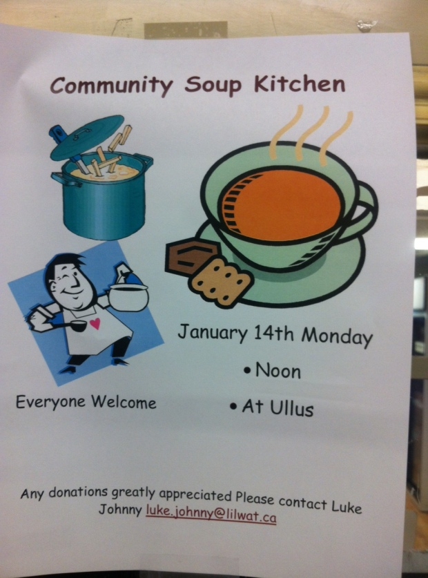 Community Soup Kitchen