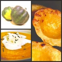 Recipe of the Week: Acorn Squash and Sweet Potato Soup