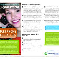 Parenting a Tween/Teenager - Useful Tips on Smartphone Safety