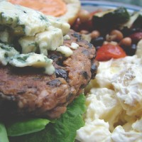 Recipe: Best Ever Veggie Burger