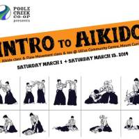 Recreation: Intro to Aikido, March 1
