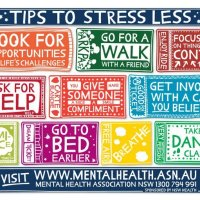 Wellness: 10 Tips to Stress less
