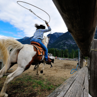 Event: Lil'wat Lake Rodeo, May 17-19