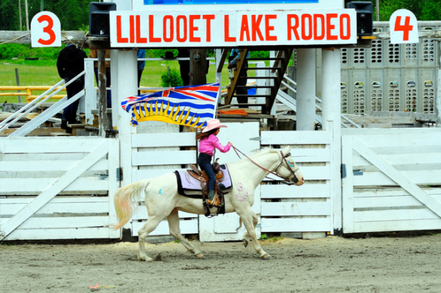 Lillooet Lake Rodeo 2013 by Dave Steers