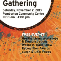 Wanted: 2014 Wellness Gathering Event Coordinator