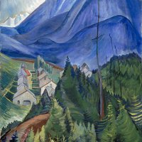 Emily Carr's love-hate relationship with Pemberton, 7pm tonight at the Library