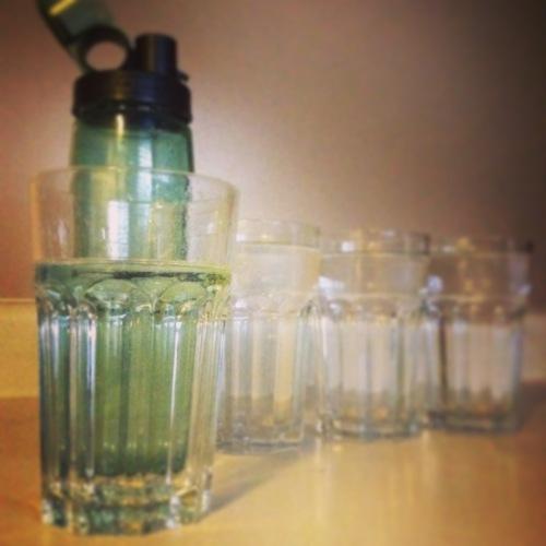 4 glass challenge