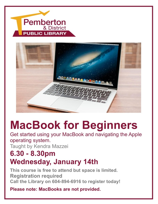 library mac