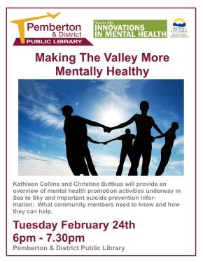 Mental Health Feb 24