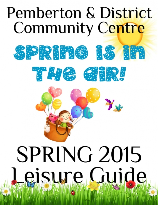 Spring Leisure Guide 2015