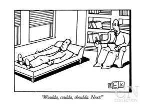 bruce-eric-kaplan-woulda-coulda-shoulda-next-new-yorker-cartoon
