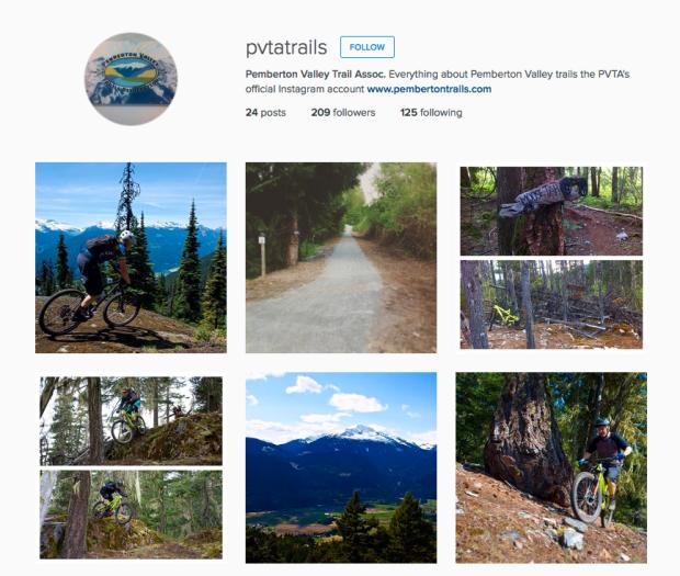pvtatrails on instagram