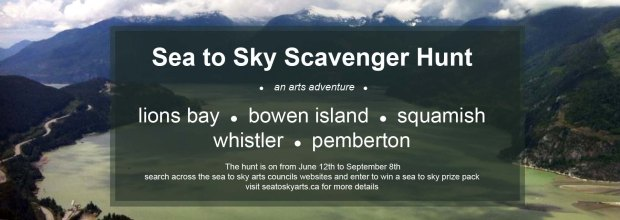 Sea-to-Sky-Arts-Scavenger-Hunt