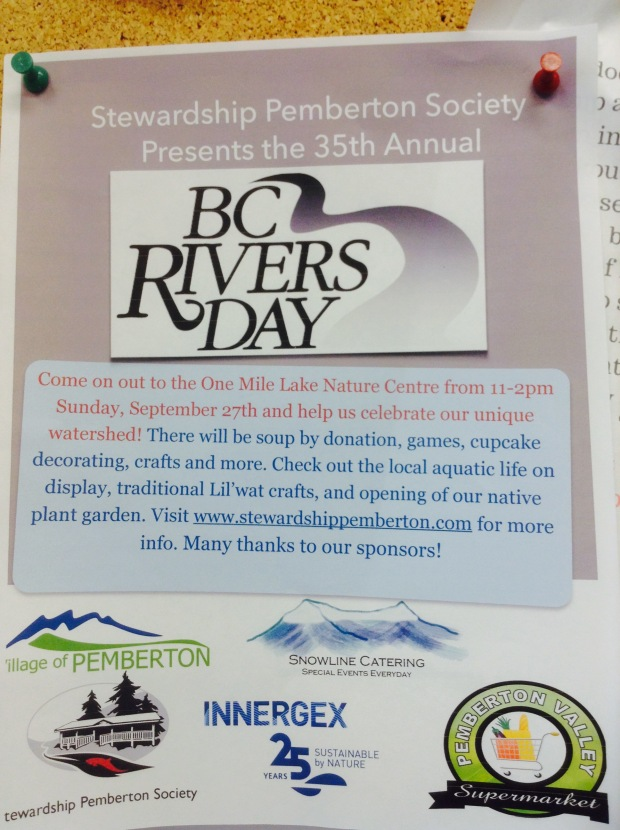 Rivers Day