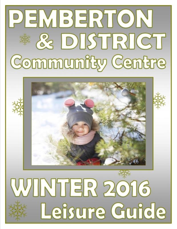 leisure guide winter 2016 cover