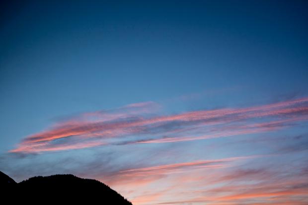 Pemberton Sunsets