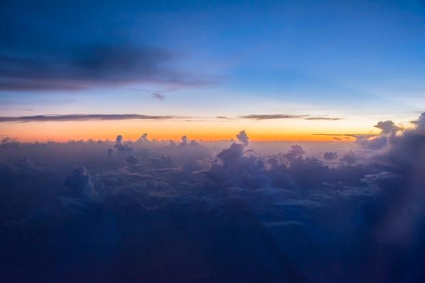 Sky over Panama