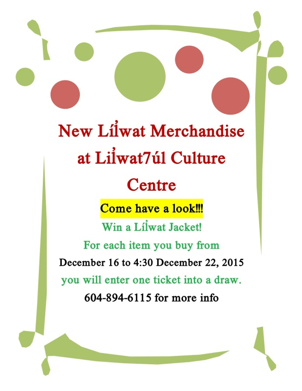 Win a Lilwat Jacket!!!