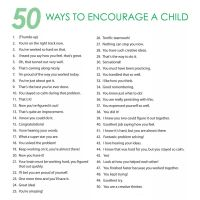 50 things to say to a kid instead of Aren't you clever? Don't you look pretty? No. Don't. Stop that.