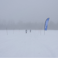 Loppet legends are captured in this photo of the Day with Dave Steers
