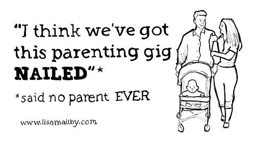 parenting gig