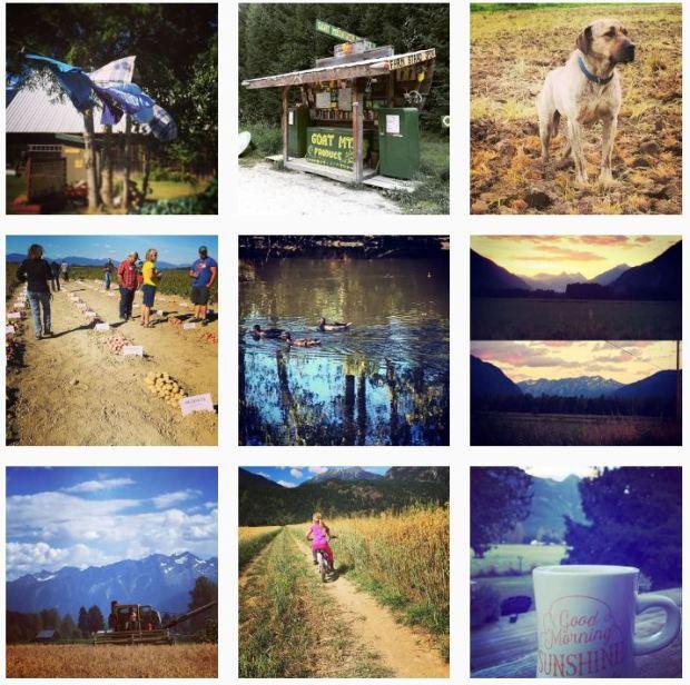 michelle Beks on instagram takeover