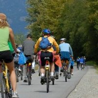Road closure planned for Slow Food Cycle Sunday, 10-2, August 21