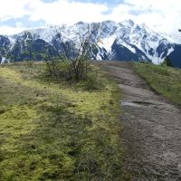 "In its earliest name, Mt Currie means ""slides on the mountain"""