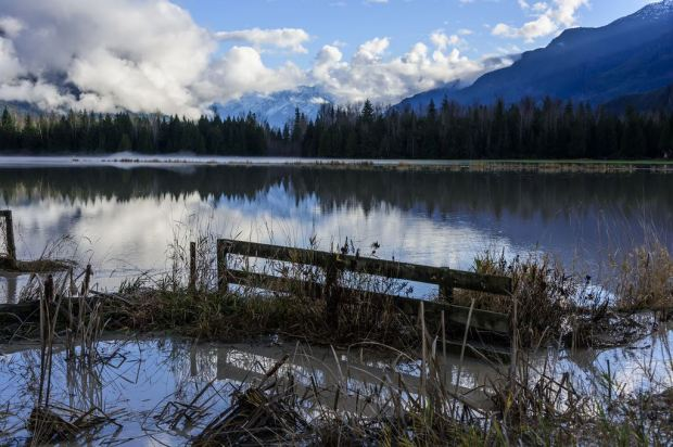 pemberton floods by dave steers