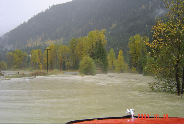 Veronica Woodruff Ryan River meets the Lillooet fuig 7