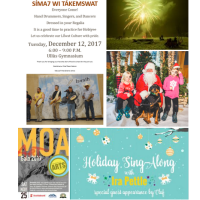 [Updated] Holiday calendar to help you get a handle on things happening around the community in December from Photos with Santa to where to ring in the New Year with the kids