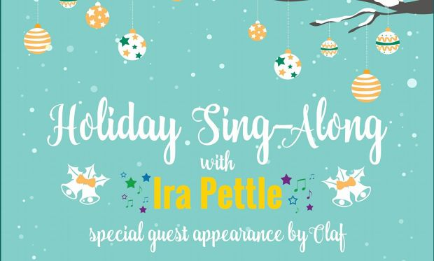 Holiday Singalong with Ira