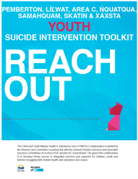 suicide prevention toolkit for youth
