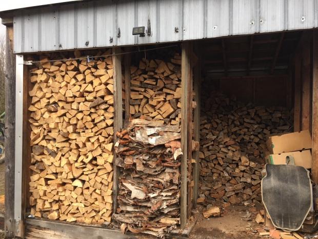 Woodpile J Sturdy