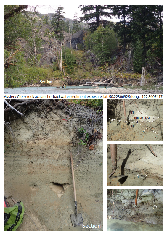 Mystery Creek sediment investigation