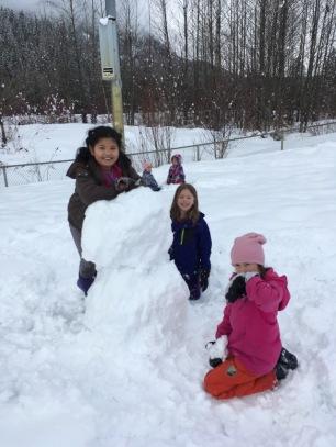 snow sculpture 3