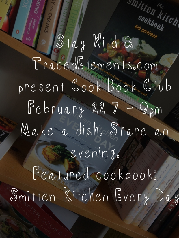 Cookbook Club Feb 22 Smitten Kitchen