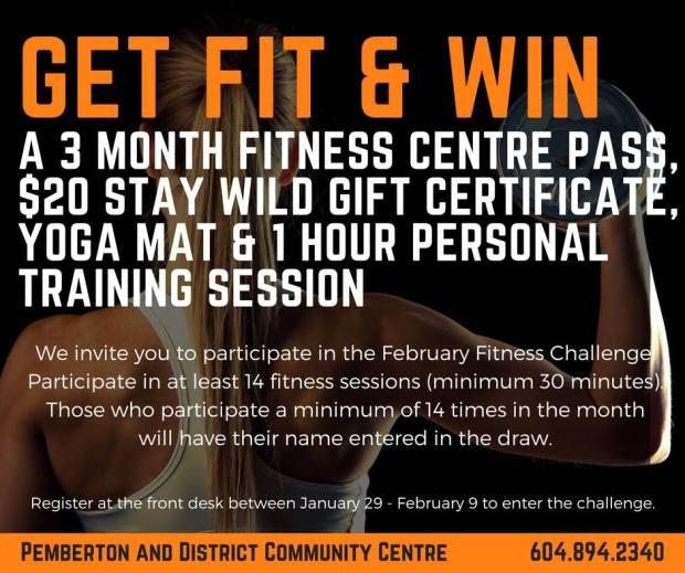 Feb get fit