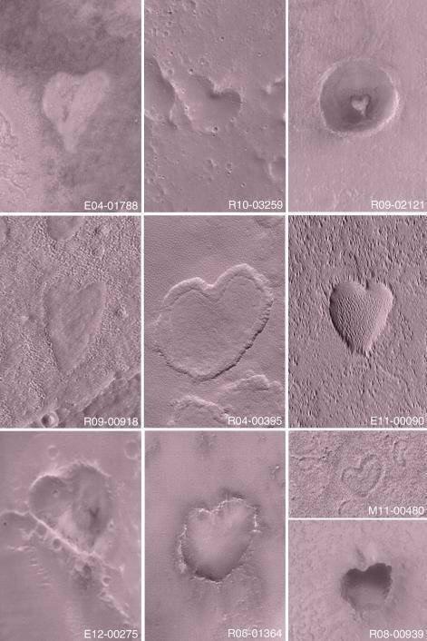 Hearts on Mars by Col Chris Hadfield