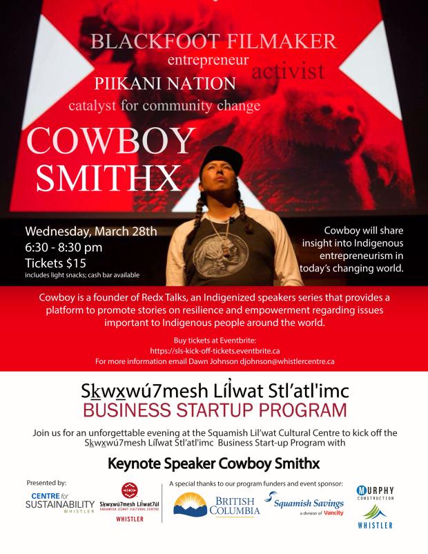 Cowboy Smithx Keynote Speaker-01