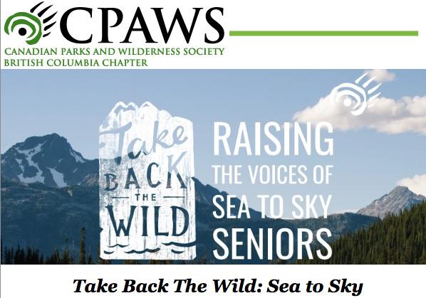 take back the wild sea to sky seniors