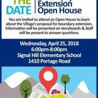 Boundary Extension Open House, Wednesday April 25, 6-8pm