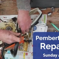 Repair Cafe - have local handy experts fix your busted stuff, Sunday April 29, 10am - noon