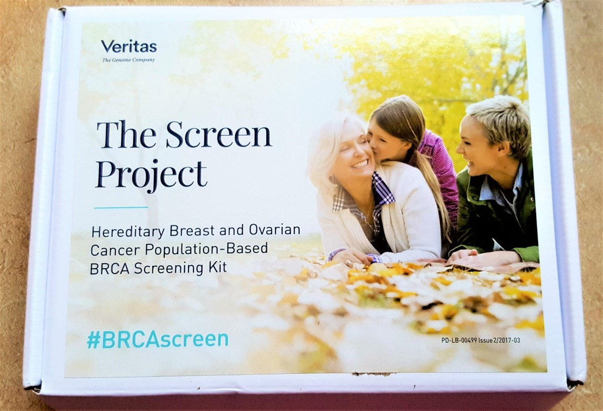 BRCA Cancer Gene Test Study