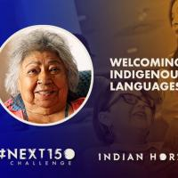 Take the Indian Horse challenge to learn a phrase or two in Ucwalmicwts