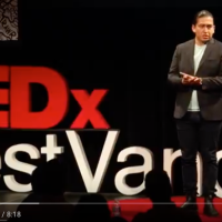 Khelsilem shares the reasons we need thriving indigenous languages and how we can make it happen, on TEDx
