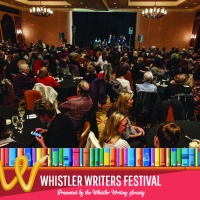 Locavores on stage at the Whistler Writers Festival