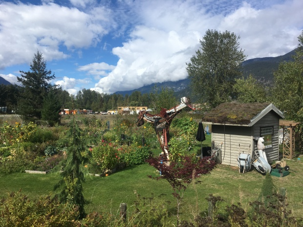 Pemberton Community Garden September 23 2018