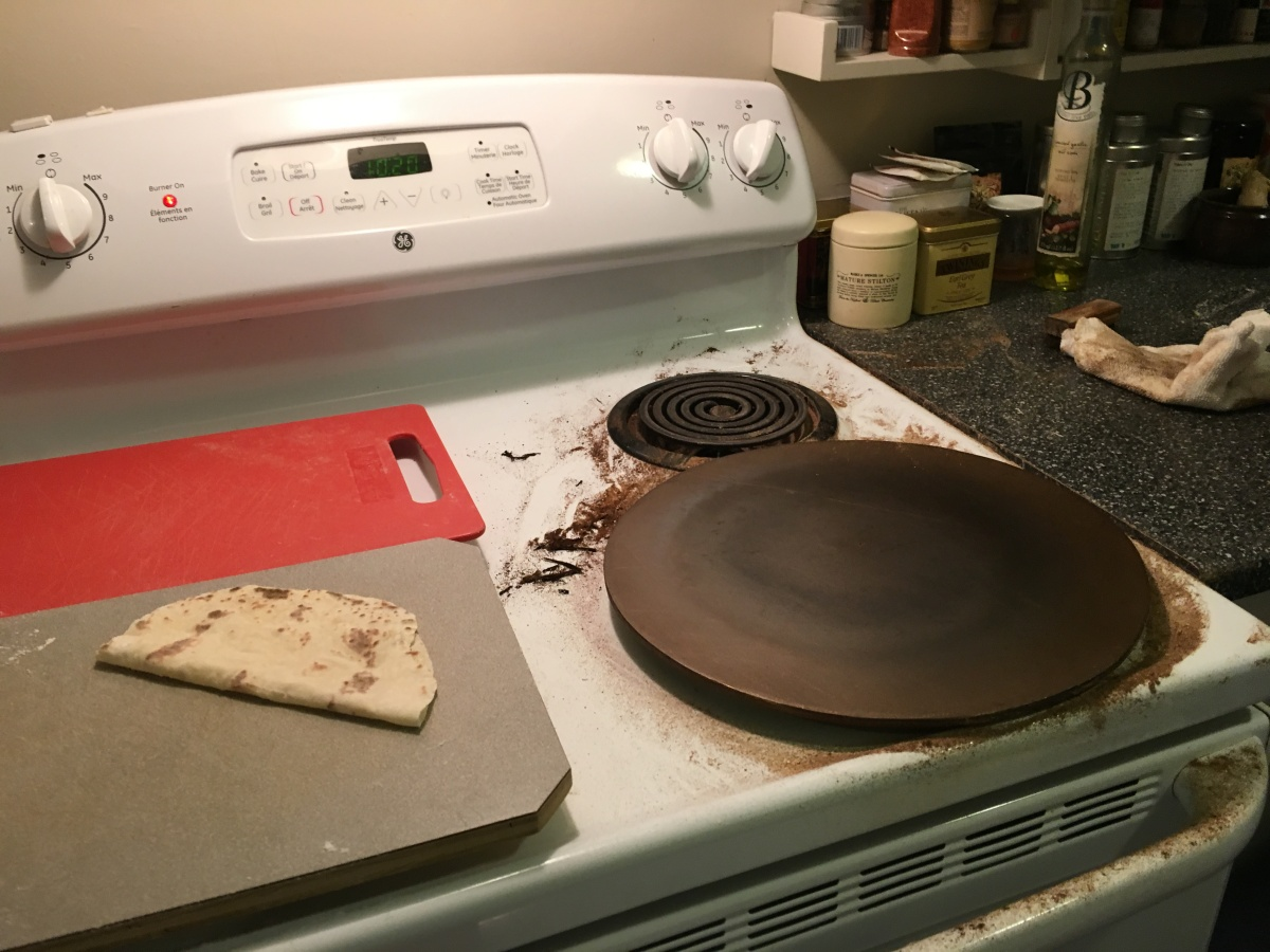 L is for Lefse